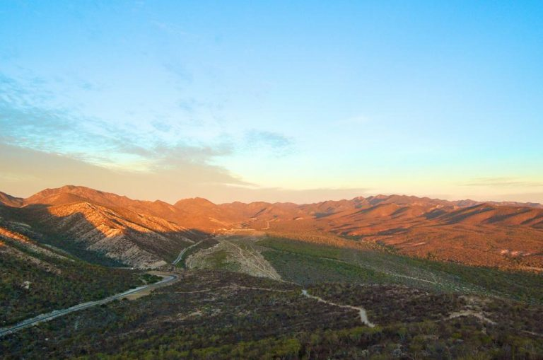 San Bartolo Arroyo — A Natural Greenbelt